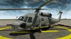 O helicóptero Sikorsky SH-60 Seahawk