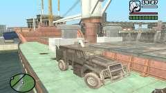 Caminhão militar para GTA San Andreas