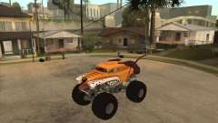 Monster Mutt para GTA San Andreas