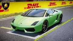 Lamborghini Gallardo LP560-4 DUB STYLE para GTA 4