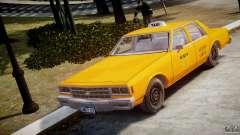 Chevrolet Impala Taxi v2.0