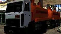 MAZ 533702 caminhão