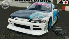 Nissan Silvia S13 Non-Grata [Final]