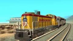 RS3 Locomotiva Diesel Union Pacific
