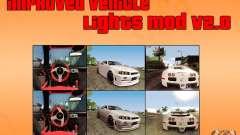 Improved Vehicle Lights Mod v2.0