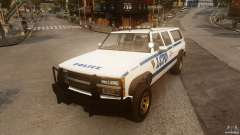 Declasse Yosemite Police para GTA 4
