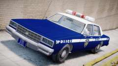 Chevrolet Impala Police 1983 [Final] para GTA 4