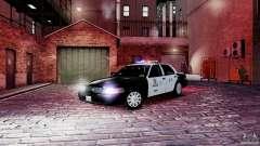 Ford Crown Victoria CVPI-K9 V6.9A-LAPD-ELS