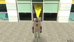 Calças de camuflagem para GTA San Andreas