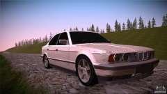 BMW 535i para GTA San Andreas