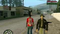 Novo xerife para GTA San Andreas