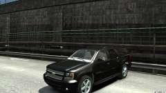 Chevrolet Suburban 2008 (beta)