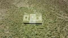 Notas dos Estados Unidos nas notas de $ 100