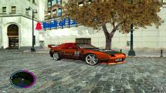 Mazda RX-7 FC for Drag para GTA San Andreas