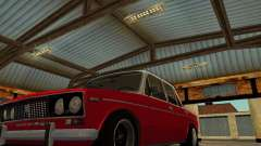 2106 VAZ velho para GTA San Andreas