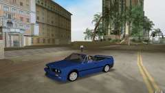 BMW M3 E30 Cabrio para GTA Vice City