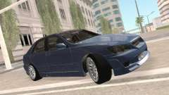 Lexus IS300 HellaFlush para GTA San Andreas