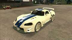 Dodge Viper from MW para GTA San Andreas