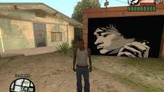 Džonsonov casa nova para GTA San Andreas