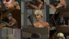 Chapéus de Call of Duty 4: Modern Warfare