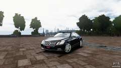 Mercedes Benz E500 Coupe