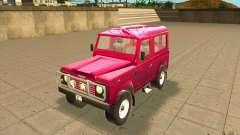 Land Rover Defender 90SW