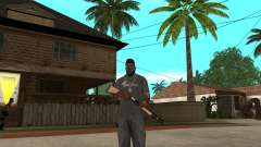 Gta IV weapon anims