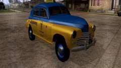 GAZ M20 Pobeda táxi