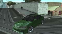 Honda Civic Si Sporty para GTA San Andreas