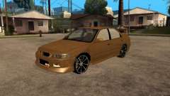Toyota Camry 2002 TRD para GTA San Andreas