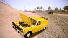 Van de Volga GAZ-24-02