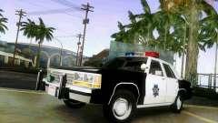Ford Crown Victoria LTD 1991 SFPD para GTA San Andreas