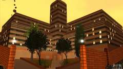 O novo hospital em HP