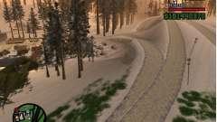 Winter Mod para GTA San Andreas