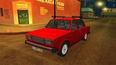 VAZ 2105 vermelho para GTA San Andreas