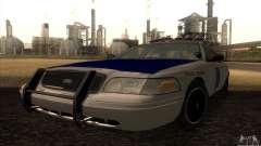 Ford Crown Alabama Police para GTA San Andreas