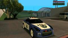 Nissan GTR35 Police Undercover