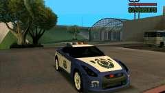 Nissan GTR35 Police Undercover