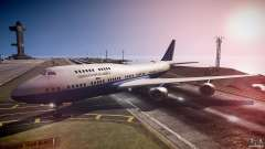 Air Force One v1.0 para GTA 4