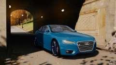 Audi S5 Conceptcar para GTA 4