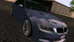 BMW M3 E90 Sedan 2009 para GTA San Andreas