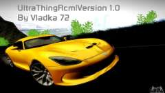 UltraThingRcm v 1.0 para GTA San Andreas