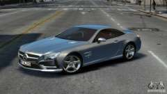 Mercedes-Benz SL 350 2013 v1.0