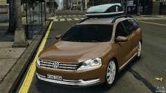 Volkswagen Passat Variant B7