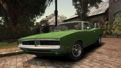Dodge  Charger 1969 para GTA 4