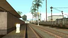 Luzes de tráfego ferroviário 2 para GTA San Andreas