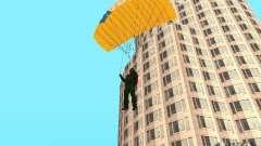 Saltar de paraquedas de TBOGT v2