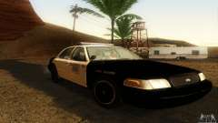 Ford Crown Victoria Oklahoma Police