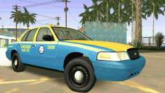 Ford Crown Victoria 2003 Taxi Cab