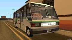 Mercedes-Benz LO-708E